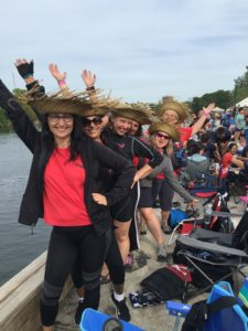 Wellness Warriors 2016 Pawtucket straw hats 2