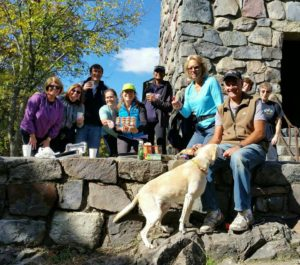 Wellness Warriors 2016 off season hike
