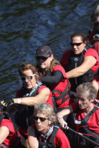Wellness Warriors 2016 racing closeup